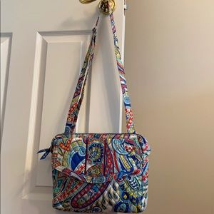 A computer bag from Vera Bradley